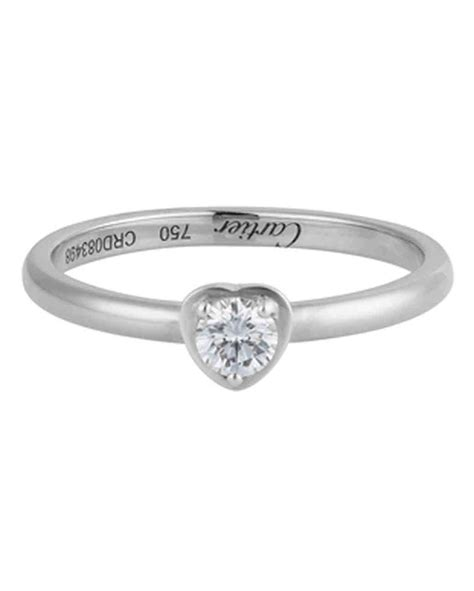 Shaped Engagement Ring by Shaped Engagement Rings Martha Stewart Weddings