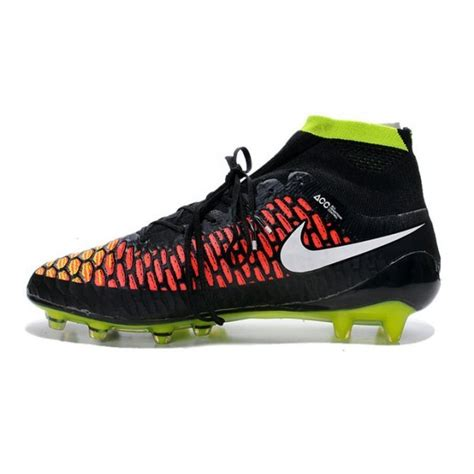 new nike football shoes 2014 nike new 2014 soccer cleats black volt hyper punch magista