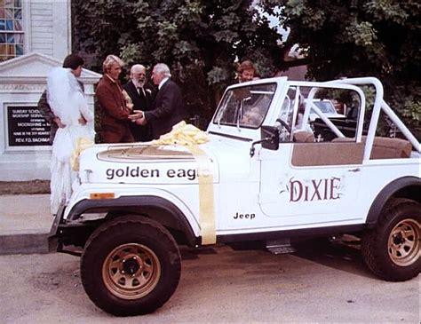 Dukes Of Hazzard Jeep Quot Dixie Quot Duke S Golden Eagle Cj 7 Jeep