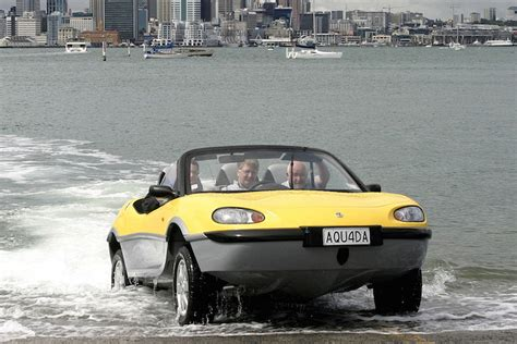 boat car for sale gibbs is selling off 20 of its aquada hibious sports cars