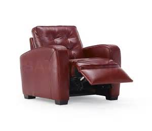 recliners natuzzi editions transitional leather recliner