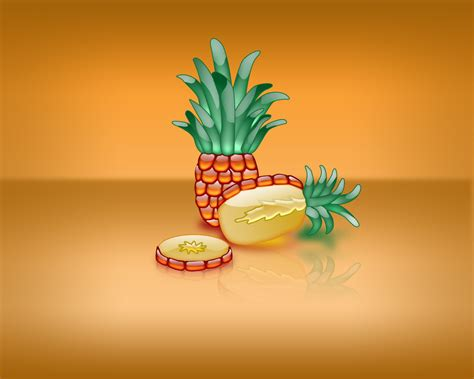 pineapple wallpaper pineapple wallpaper fruit wallpaper 7151887 fanpop