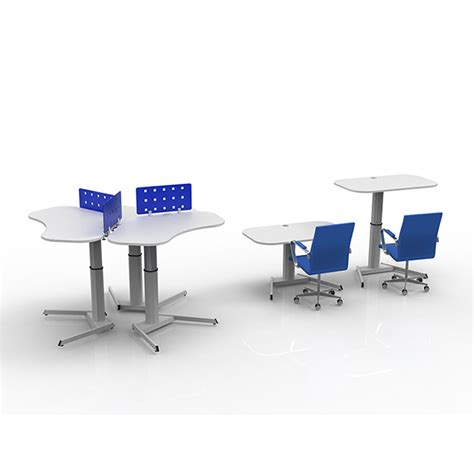 sit stand office desk ped electric desk sit to stand office desk
