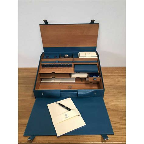 cruise and vacation desk pineider 1949 travel writing desk set stationery pens