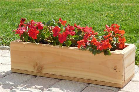 como decorar unas jardineras 191 c 243 mo hacer unas jardineras de madera caseras