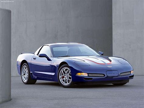 Chevrolet Corvette Z06 Commemorative Edition (2004)