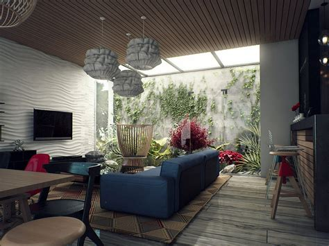 light filled contemporary living rooms living rooms with skylights
