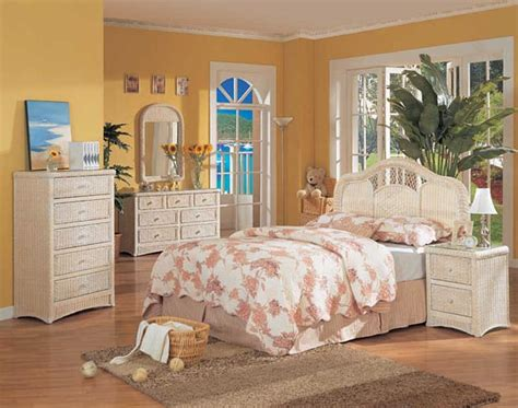 Wicker Bedroom Furniture Uk White Bedroom Furniture Color Does Matter Www
