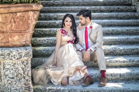 Richa   Shashank  Best Indian Wedding Photographer