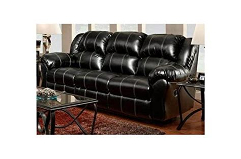 polyurethane couch reviews product reviews buy ambrose polyurethane reclining sofa