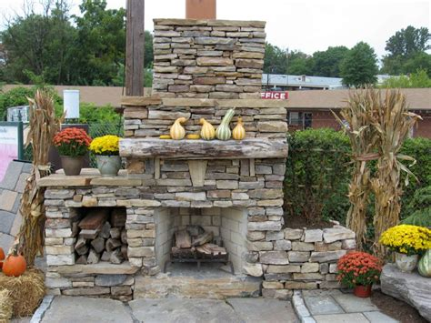 unique stone table with fireplace completing outdoor unique stone veneer for outdoor fireplace bistrodre