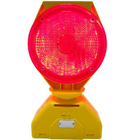 Flashing Warning Lights Lumastrobe Innovative Led Solar Warning Light