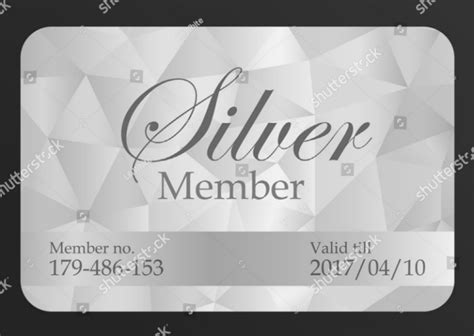 membership card template ai 14 restaurant membership card designs templates psd