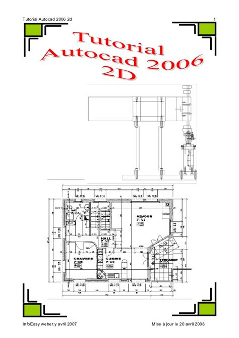 video tutorial autocad 2007 2d y 3d tutorial autocad 2006 2d