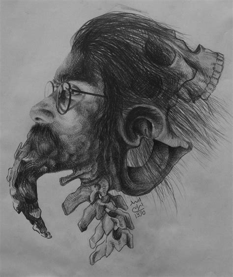 detailed pencil drawings abstract portrait drawings by omid iraei medooz