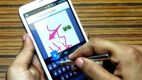 how to use stylus in micromax doodle micromax a111 canvas doodle on review with stylus