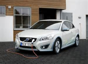 Volvo Electric Car Xc90 Volvo S C30 Electric Car Combines Green Technology With