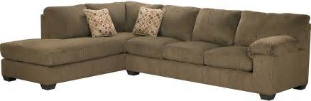 chenille sectional sofa morty chenille sectional with left chaise brown the brick