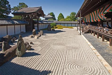 Japanese Rock Garden History File The Of Preserving One S Own Culture And Heritage X Kyoto Japan Tofuku Ji 845270375
