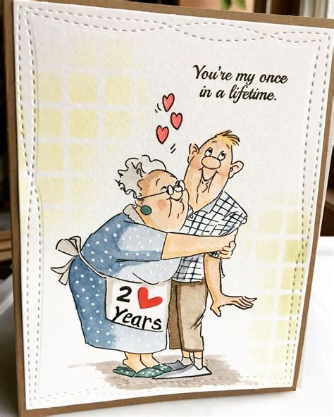 Handmade Greetings For Anniversary - 25 best ideas about handmade anniversary cards on
