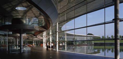 mclaren in woking mclaren technology centre woking surrey e architect
