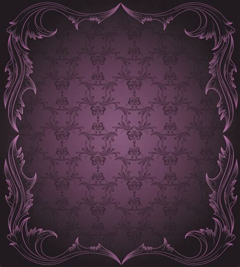 violet pattern for photoshop free violet classical pattern background 03 titanui