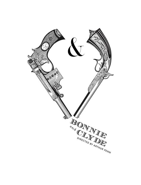 bonnie and clyde tattoos ideas bonnie and clyde drawings search tattos