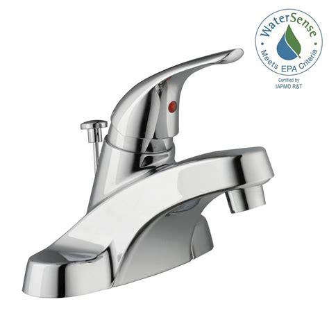 glacier bay bathtub faucets glacier bay aragon 4 in centerset single handle low arc
