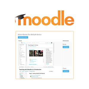 moodle theme not showing in list blog archives elearning themes