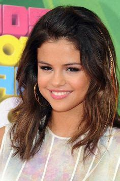 coupe de cheveux selena gomez selena gomez hairstyles 20 best hair ideas for thick hair pony hairstyles