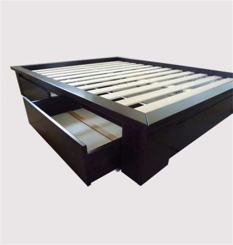 sommier tiroir stockholm 224 tiroirs cadre sommier futonet