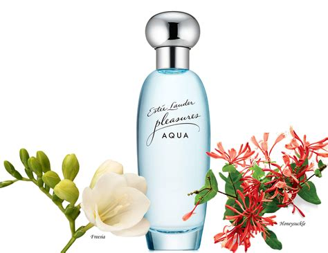 Estee Lauder Pleasure summer fragrance spotlight est 233 e lauder pleasures aqua