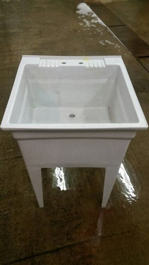 plastic tub in sink plastic tub style sink ohio fishing your ohio