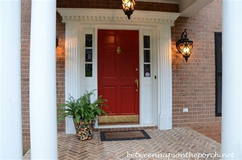 red door paint pin painting the door flickr photo sharing on pinterest