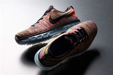Nike Flyknit Airmax Multi Color the nike flyknit air max quot multi color quot is returning to