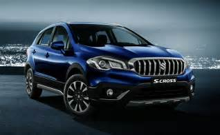Suzuki Facelift Maruti Suzuki S Cross Facelift Details Announced Ahead Of