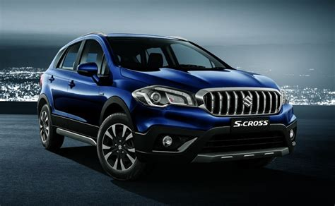maruti suzuki s cross facelift details announced ahead of