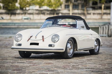 convertible porsche 356 porsche 356 convertible les annonces collection