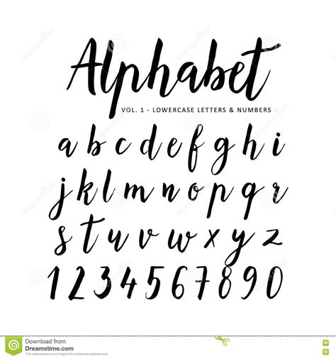 hand drawn pattern font cursive font letters alphabet www imgkid com the image