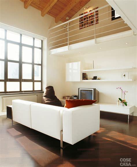 con soppalco una casa a doppia altezza con soppalco di 70 mq cose di casa