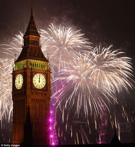 happy new year spectacular celebrations across the globe