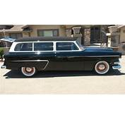 Custom 1954 Chevy Station Wagens  Autos Post