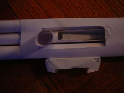 How To Make Paper Guns - paper guns all
