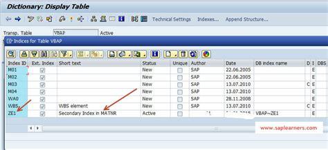 tutorial enhancements sap extension index in sap abap sap fiori sap hana sapui5