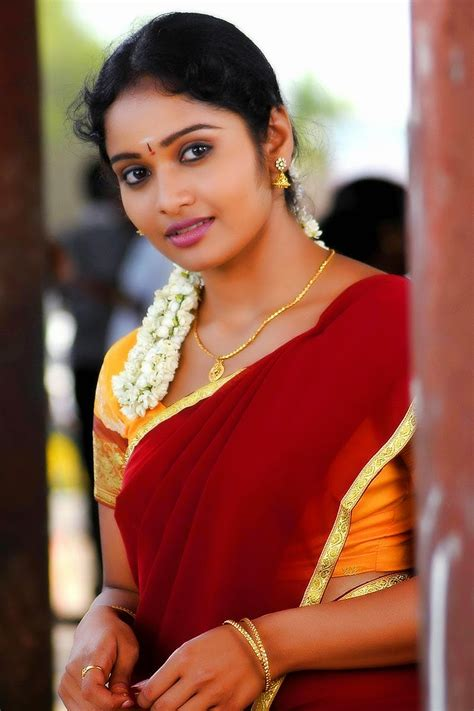 photos of heroine in saree cute homely actress wow cute advaitha tamil heroine as