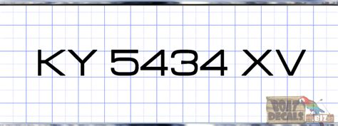 how to get boat registration numbers off bayliner boat lettering boatdecals biz