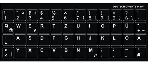 keyboard layout deutsch keybord sticker german keyboard layout qwertz buttons