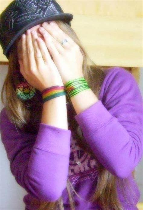 stylish cool pic of girls hidden hidden face girl cool fb dp facebook dp