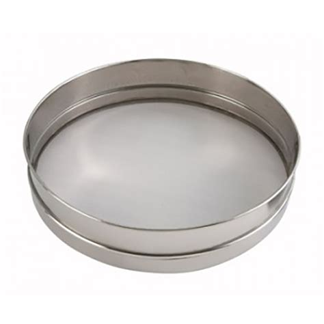 10 stainless steel sieve winco siv 10 stainless steel sieve sifter 10 quot diameter