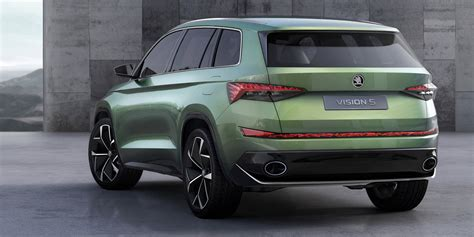 2017 skoda suv previewed with new visions concept in